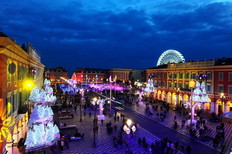 Best Christmas Markets on the French Riviera